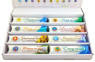 "Energy 6""stick incense"