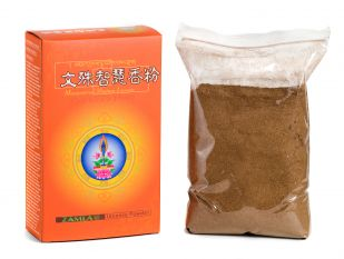 Manjushree incense powder