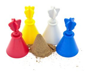 Cone incense maker
