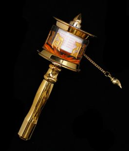 Handheld prayer wheel(L)