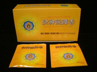 Zambala Wealth Smokeless Incense