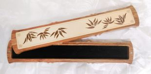 Rosewood stick incense burner